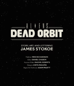 Aliens: Dead Orbit credits