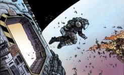 Aliens: Dead Orbit; Wascylewski