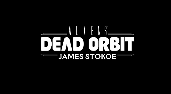 Aliens Dead Orbit #1 Title Card