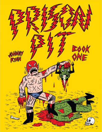 Prison Pit: Book One from Fatagraphics Books