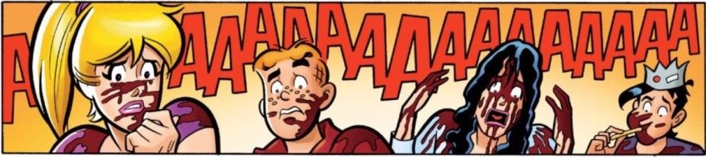 Archie VS Predator 2 p35pn2