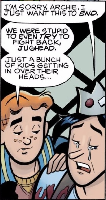 Archie VS Predator 3 p60pn4