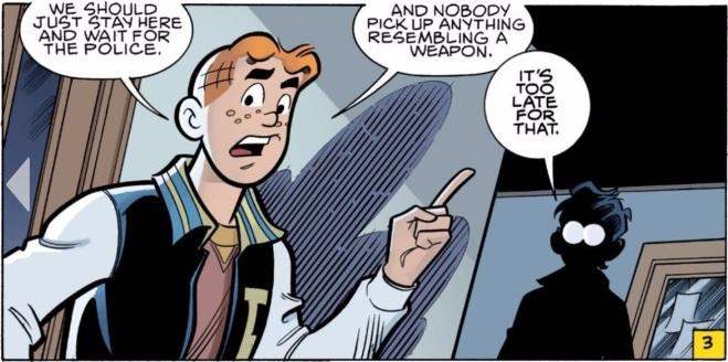 Archie VS Predator 3 p60pn5