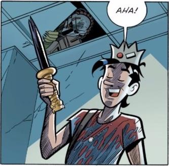 Archie VS Predator 3 p64pn4