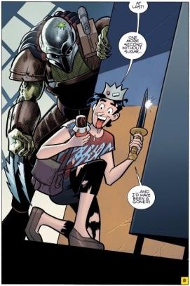Archie VS Predator 3 p65